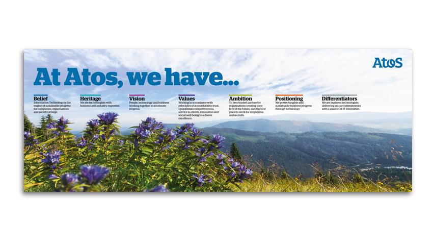 Atos-poster-Panorama-Blumen