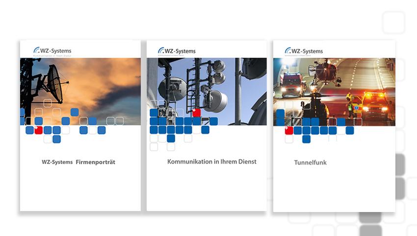 WZ-Systems-Broschüren