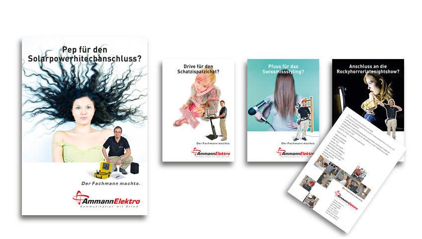 Werb-Mailingkarten