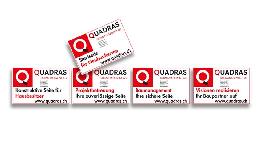 Bereichsinserate-Quadras