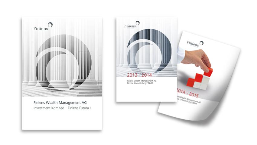 Finiens-Broschüren-Cover