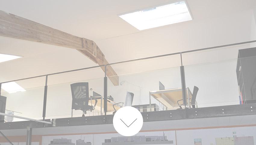 Umbau Gewerberäume Hanegg